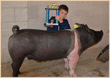 Reserve Middleweight Barrow